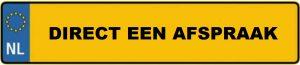 Afspraak Banden Arnhem